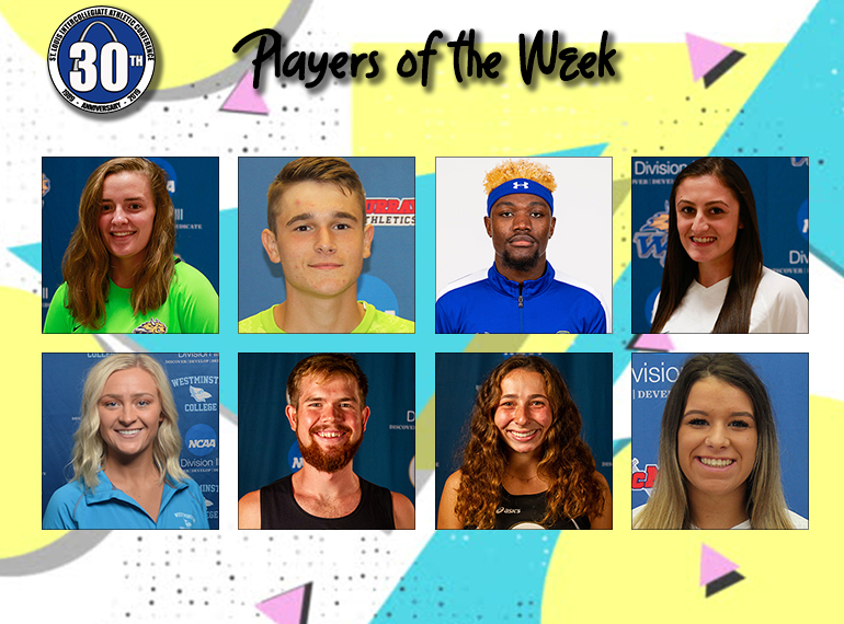 Players of the Week (10/14)
