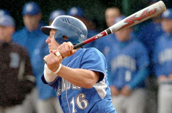 Baseball can't overcome another big inning, 15-8, at Keene State