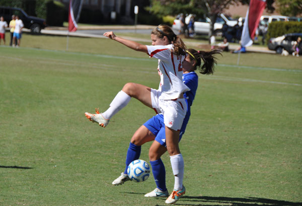 Women's Soccer: Christopher Newport edges Panthers 1-0