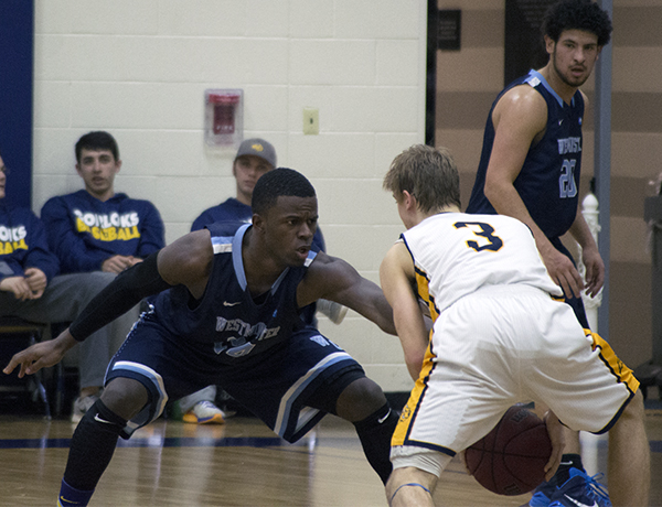 Webster Breezes Past Blue Jays, 75-48