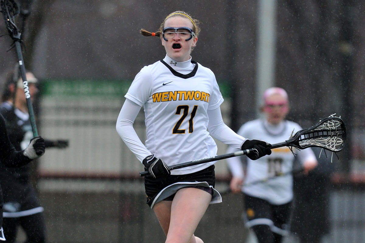 First Half Run Lifts Wittenberg Past Women's Lacrosse