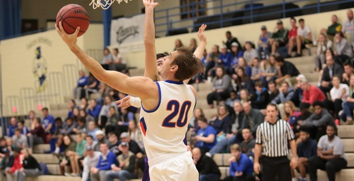 Men's Basketball on fire during home-opening win over Loras