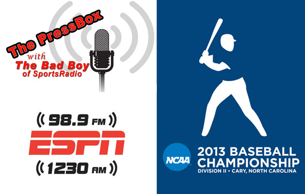 Coker's NCAA Baseball National Championship Games to be Broadcast Live on The Press Box Radio