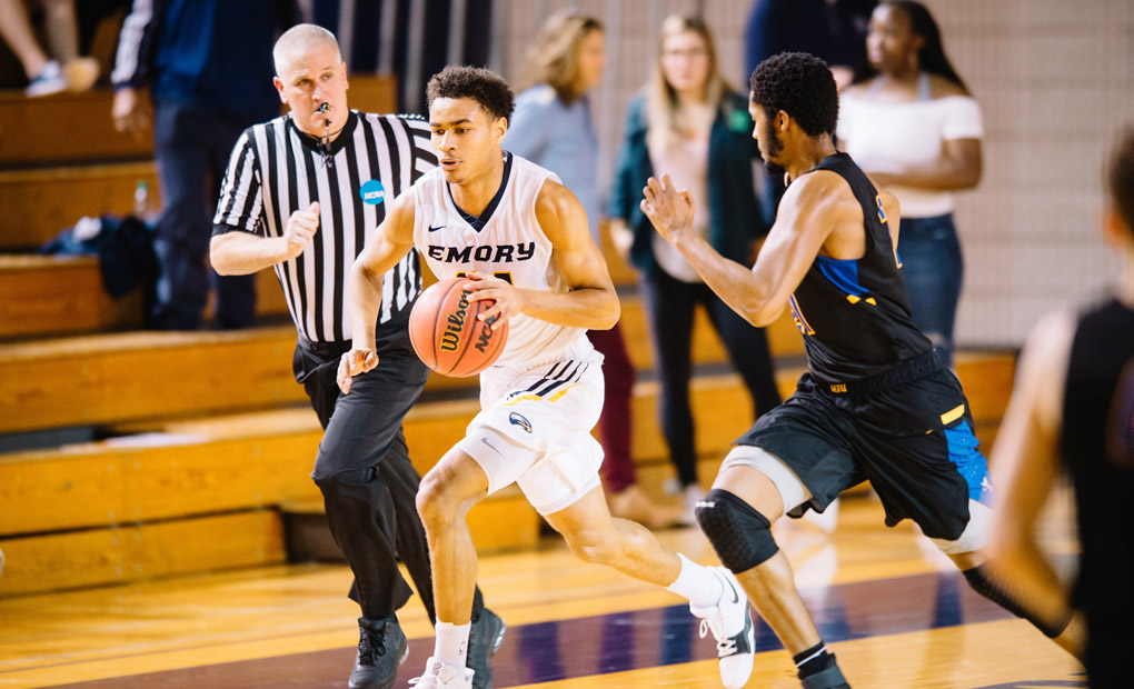 Emory Men's Basketball Drops Overtime Decision At Chicago
