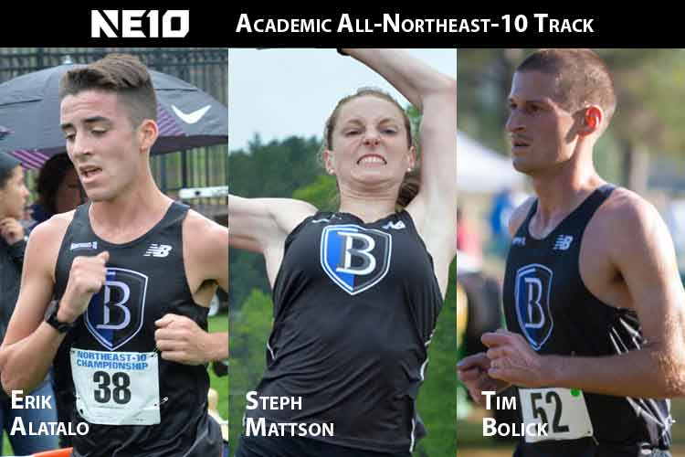 bentley track places 3 on academic all northeast 10 team. Cars Review. Best American Auto & Cars Review