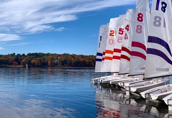 NEISA Championships Highlight Weekend Sailing Action