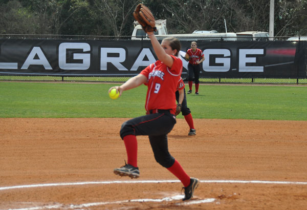 Softball: Panthers finish GSAC schedule with sweep of Spelman