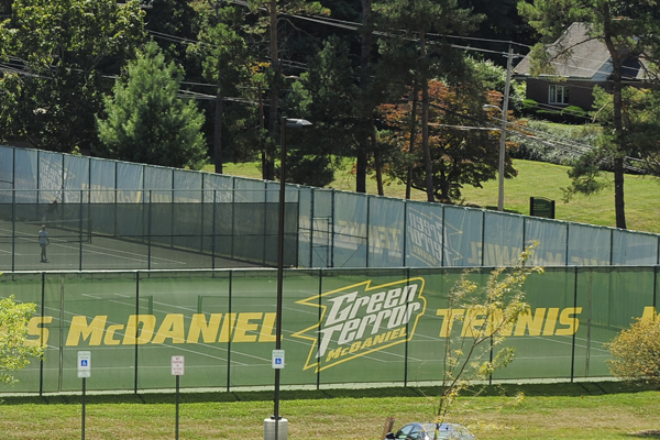 Women's tennis announces schedule change