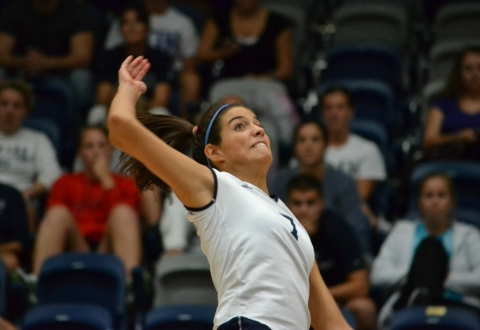 Live Video Available for Tonight's CAC Tournament Volleyball Match