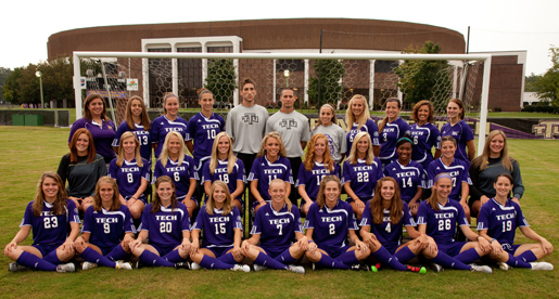 Tennessee Tech women's soccer team honored on NSCAA Academic Award list