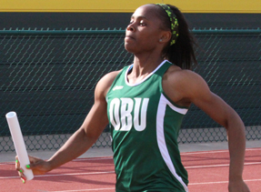 NAIA Women's Outdoor Track & Field Athletes of the Week - No. 6