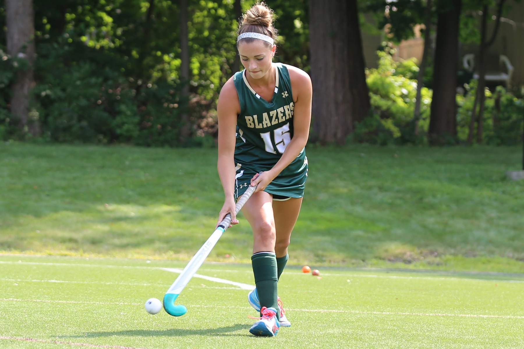 McGuire Tabbed As NFHCA Honorable Mention National Offensive Player Of The Week