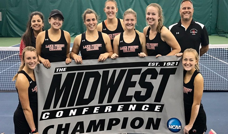 Foresters Win Twice, Clinch MWC Title