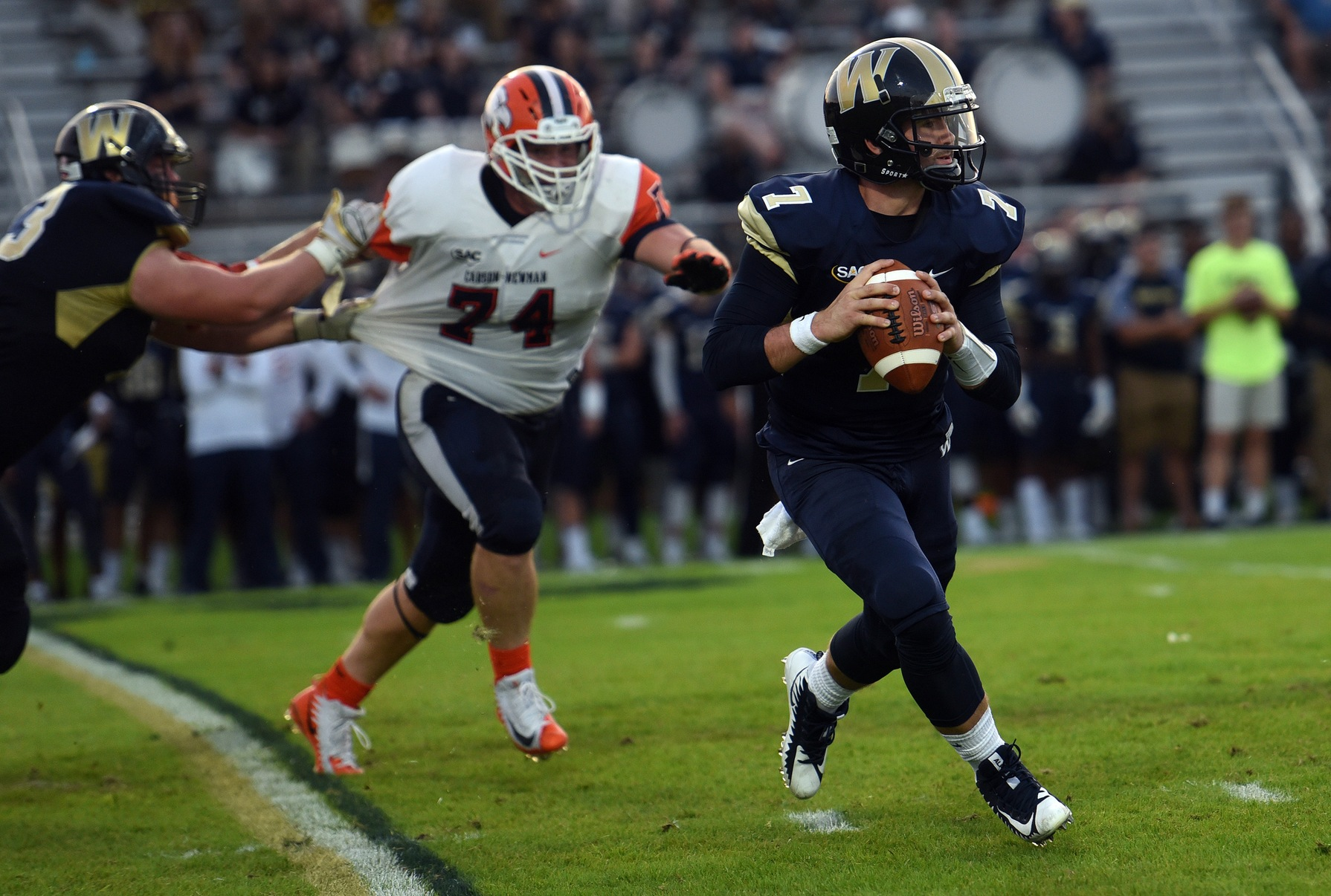 Better Know The Opponent, Week Three: Wingate