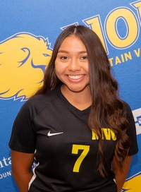Headshot of #7 Jeanette Zepeda