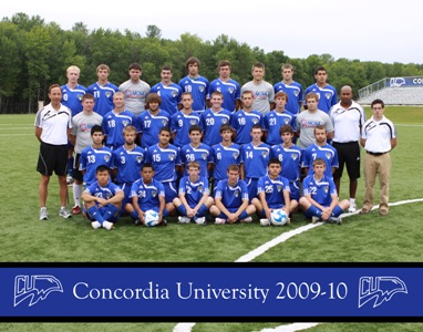 CUW Men's Soccer Ranks 9th in Region