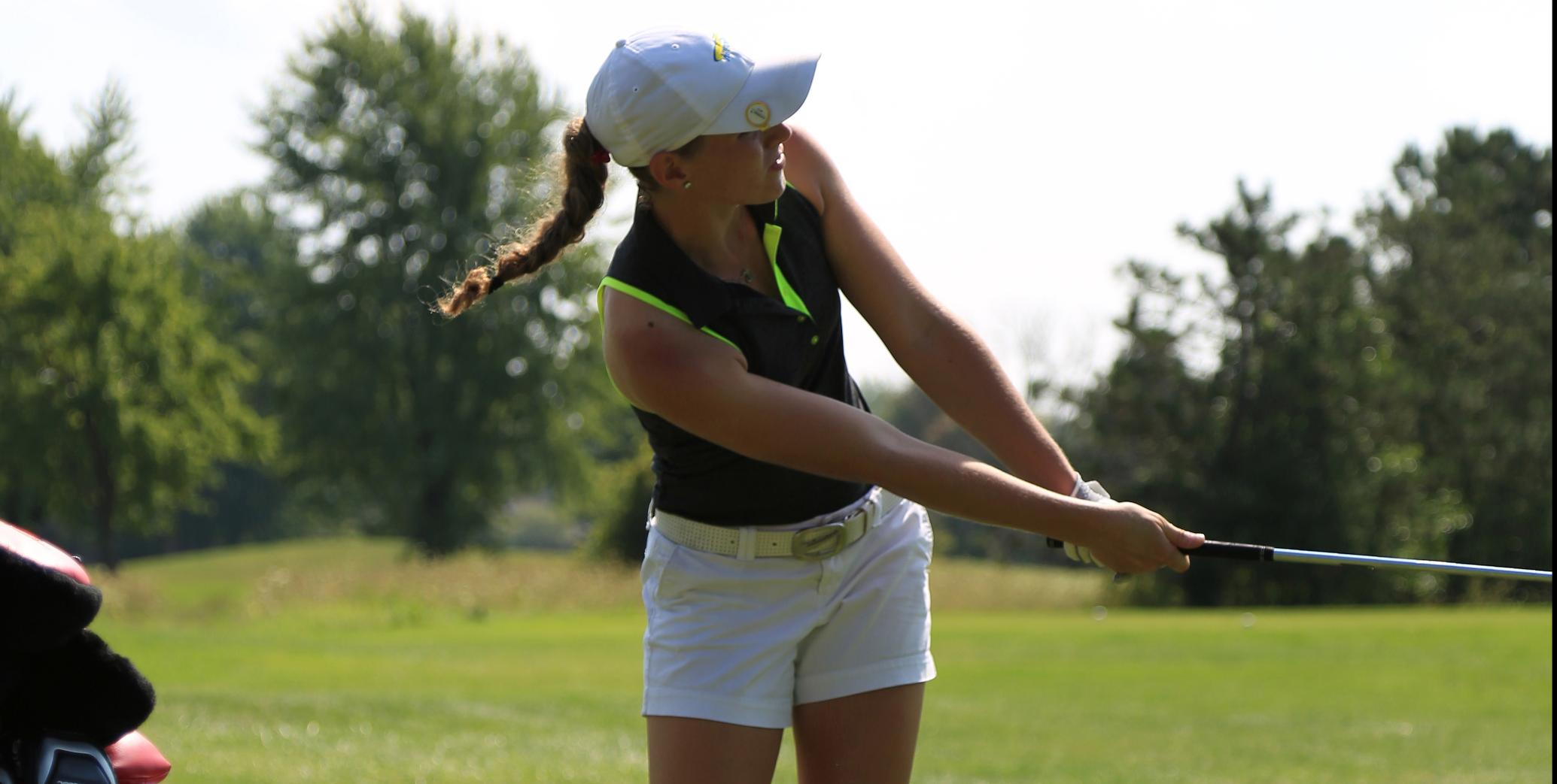 Lady Cardinals finish 8th at Walsh Cav Classic