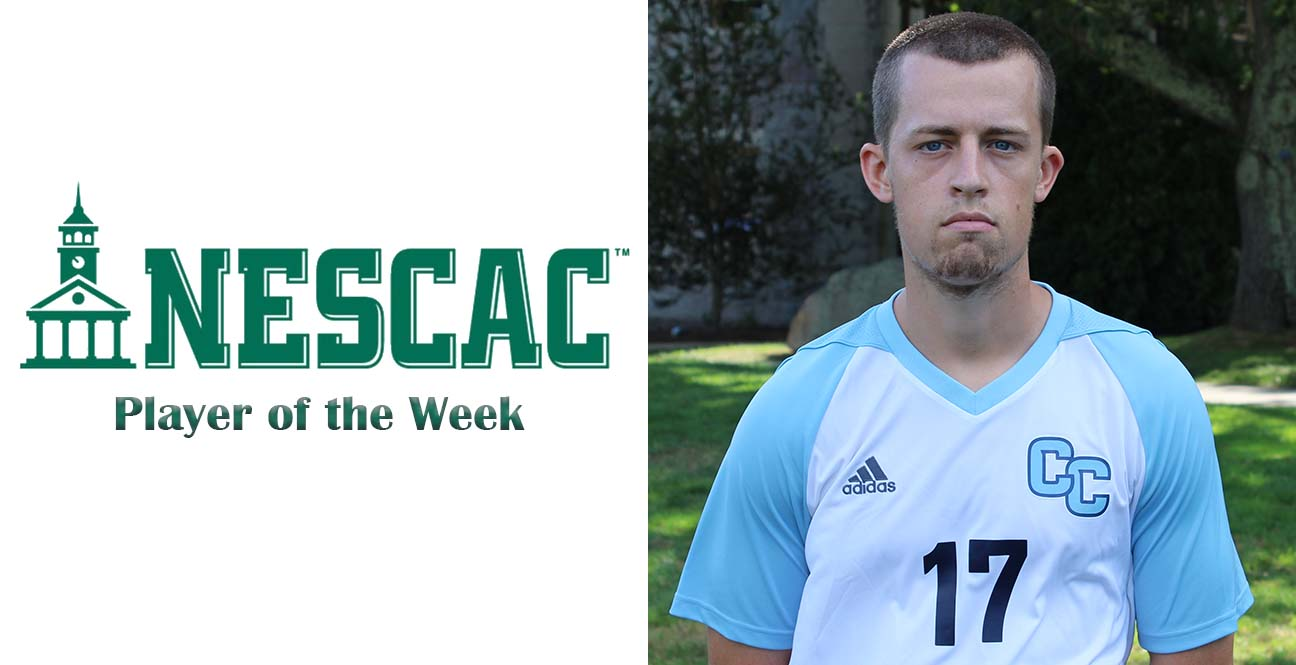 Christian Murphy NESCAC Player of the Week