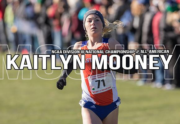 Mooney Fourth at NCAA Championship, Earns All-America Honors