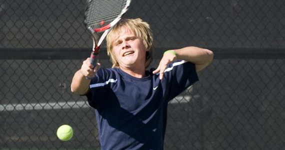 #11 Georgia College Men's Tennis Falls to #8 Columbus State, 5-4