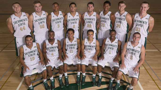MEN'S HOOPS OPENS BIG SKY TOURNEY PLAY THURSDAY VS. PORTLAND STATE