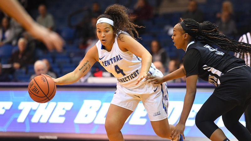 Women's Basketball Tops LIU Brooklyn 63-57 Monday