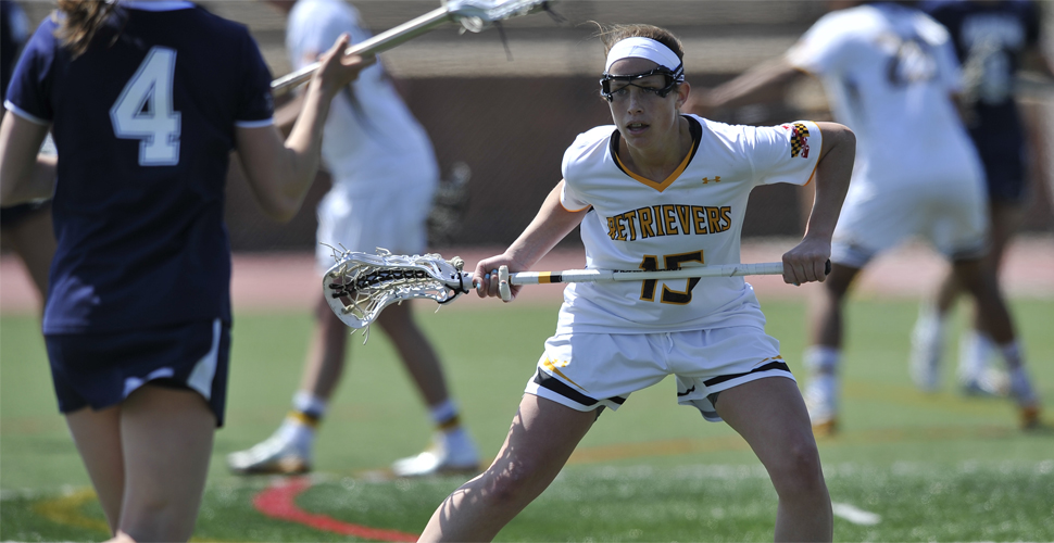 Women's Lacrosse Comes Up Shy Against No. 19/18 Albany on Senior Day