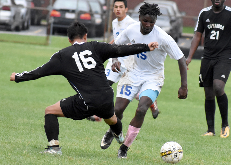 Lakers held scoreless in loss to Cuyahoga, 4-0
