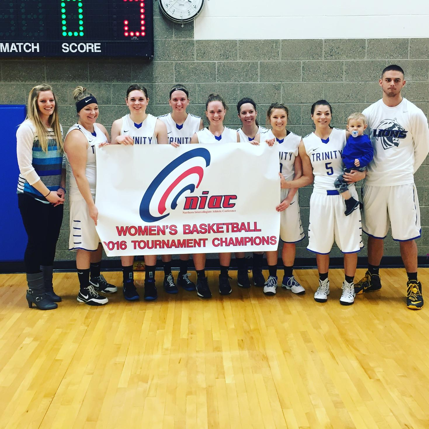 Lions Win NIAC Conference Tournament