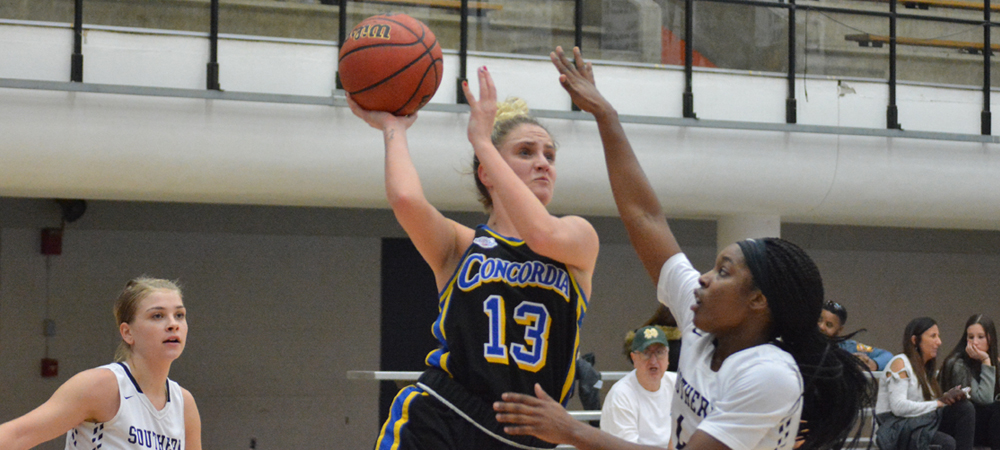 Hot-Shooting Owls Too Much For Women's Basketball In 96-48 Setback
