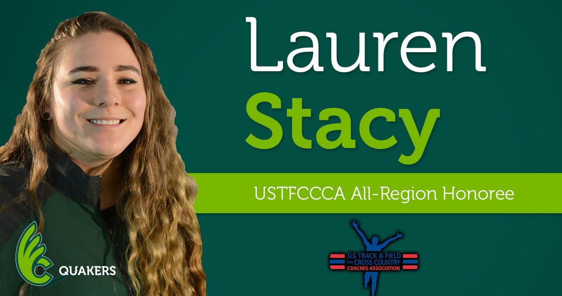 Stacy Named to USTFCCCA All-Region Team