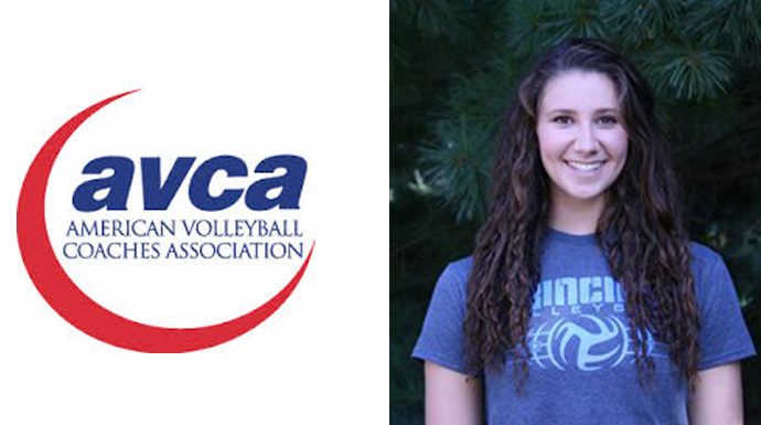 Rountree Named AVCA All-Region Honorable Mention