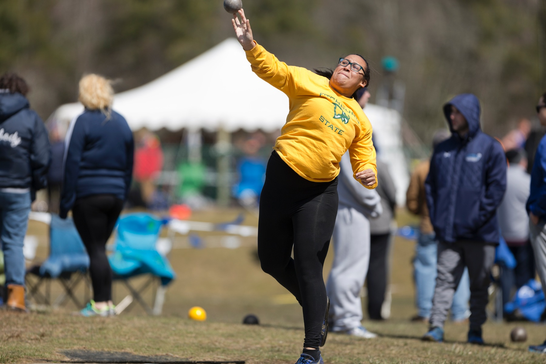 Fitchburg State Soars At Corsair Classic