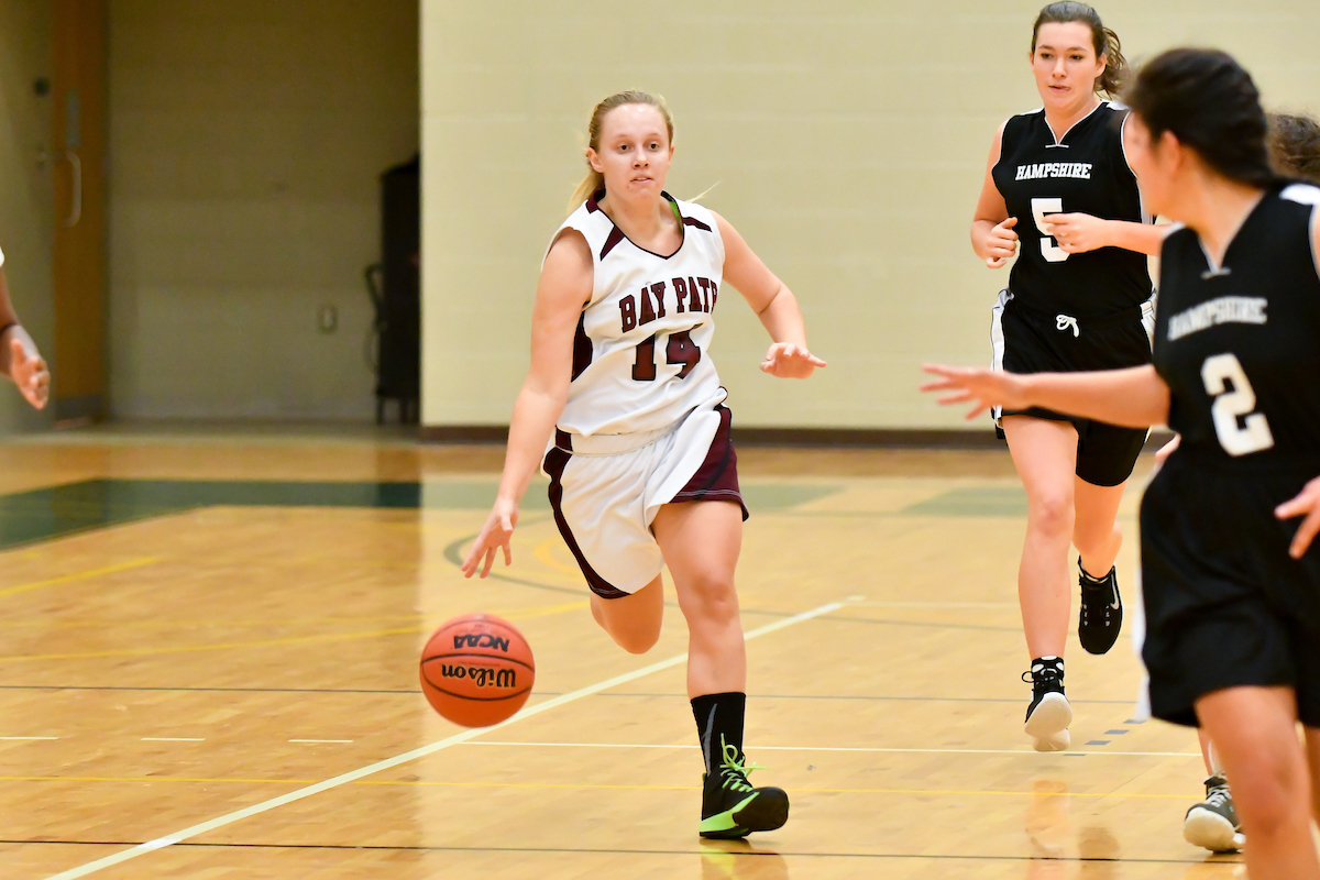 Bay Path Women's Basketball Nipped by Southern Vermont 50-44
