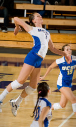 UCSB Sweeps UC Riverside