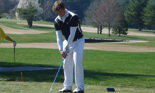 Thomas Rennie tied for first with Carnie and Catawba