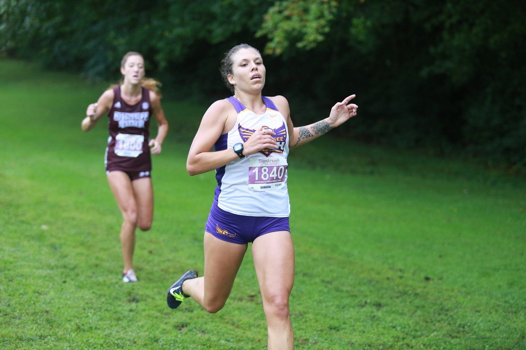 Boit repeat win highlights Golden Eagle Invitational, season opener