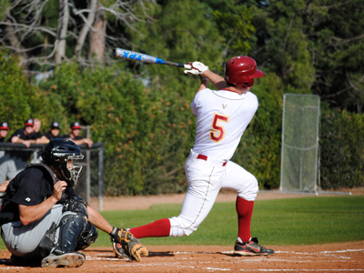 Stroop's Three-Run Double Not Enough to Defeat #7 Chapman