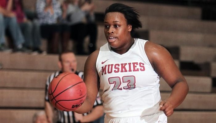 Tigers claw past Muskingum women's basketball
