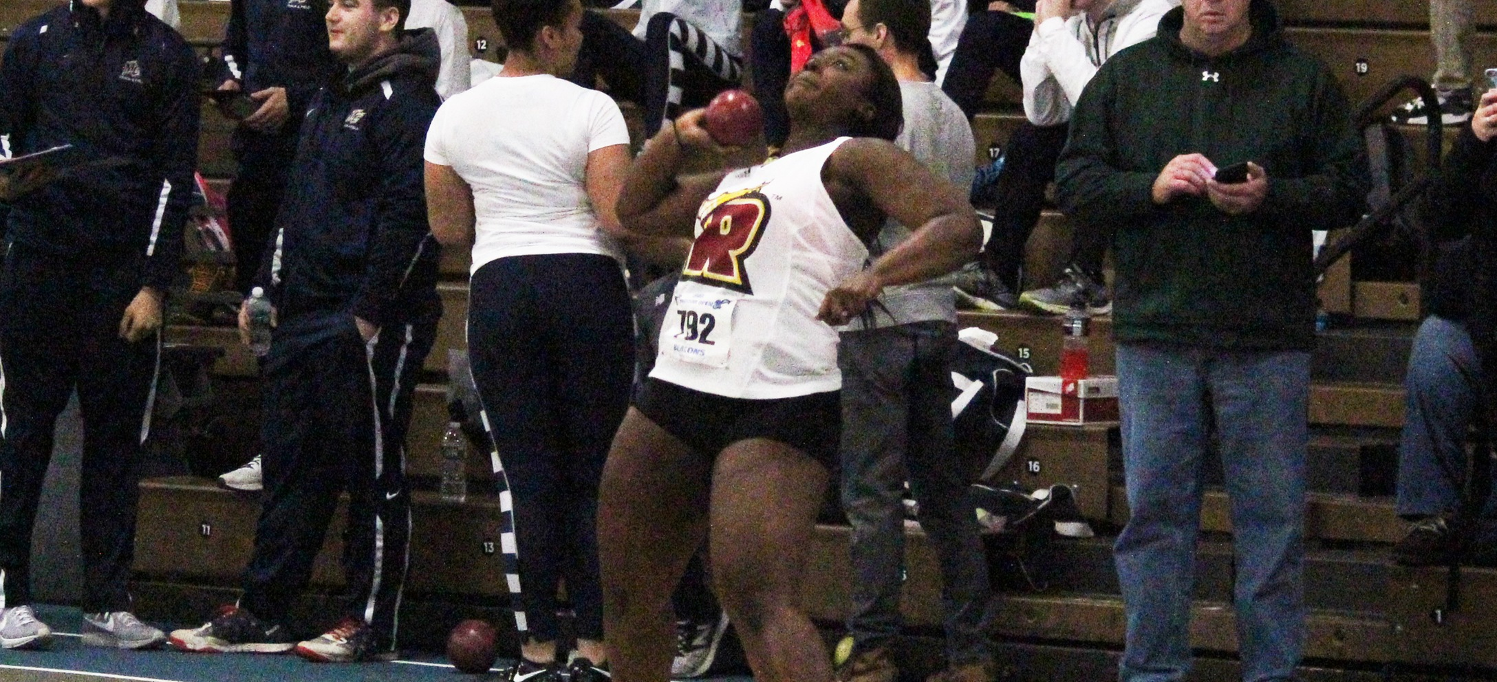 Akanegbu Delivers A Pair Of Top 20 Throws At New England Championships