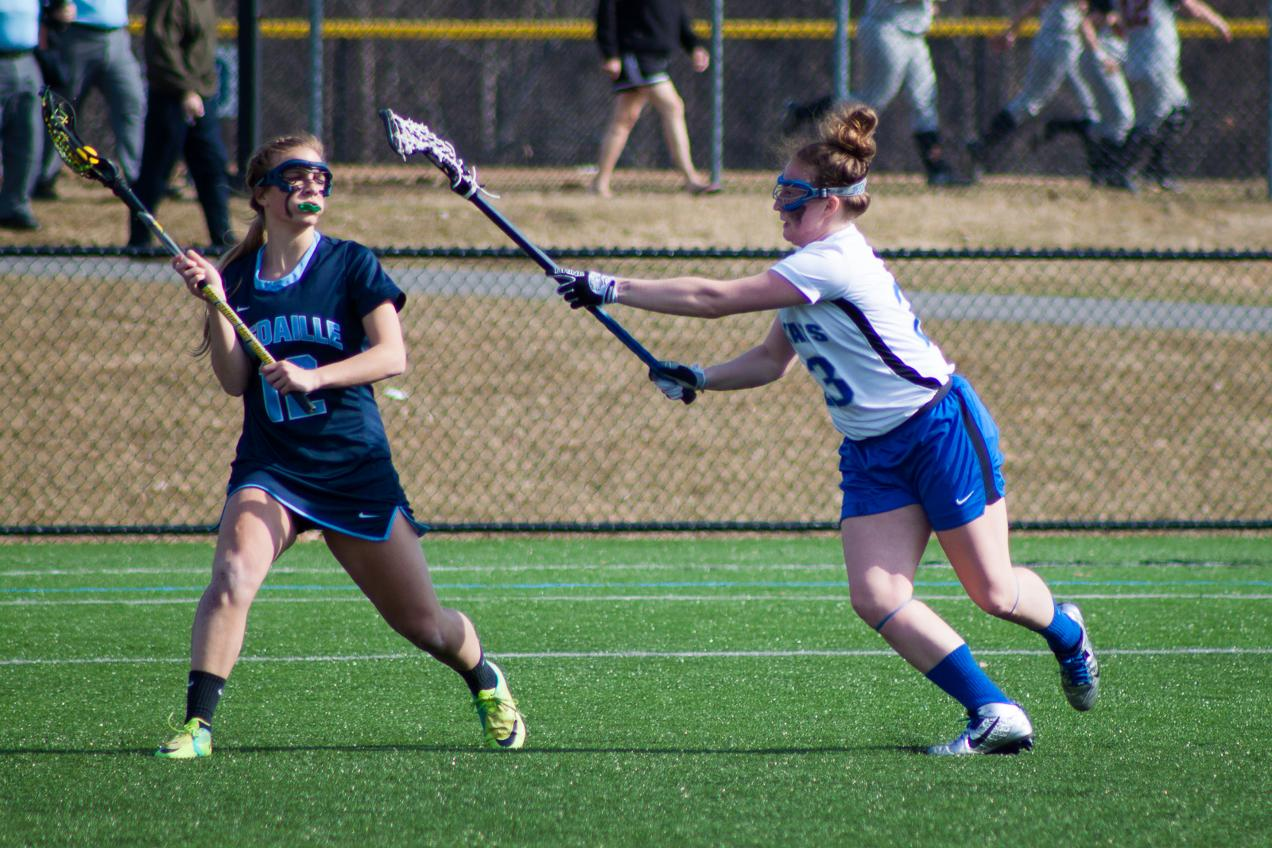 Wildcats Lock Up NEAC Tournament Bid with 18-5 Win on Senior Day