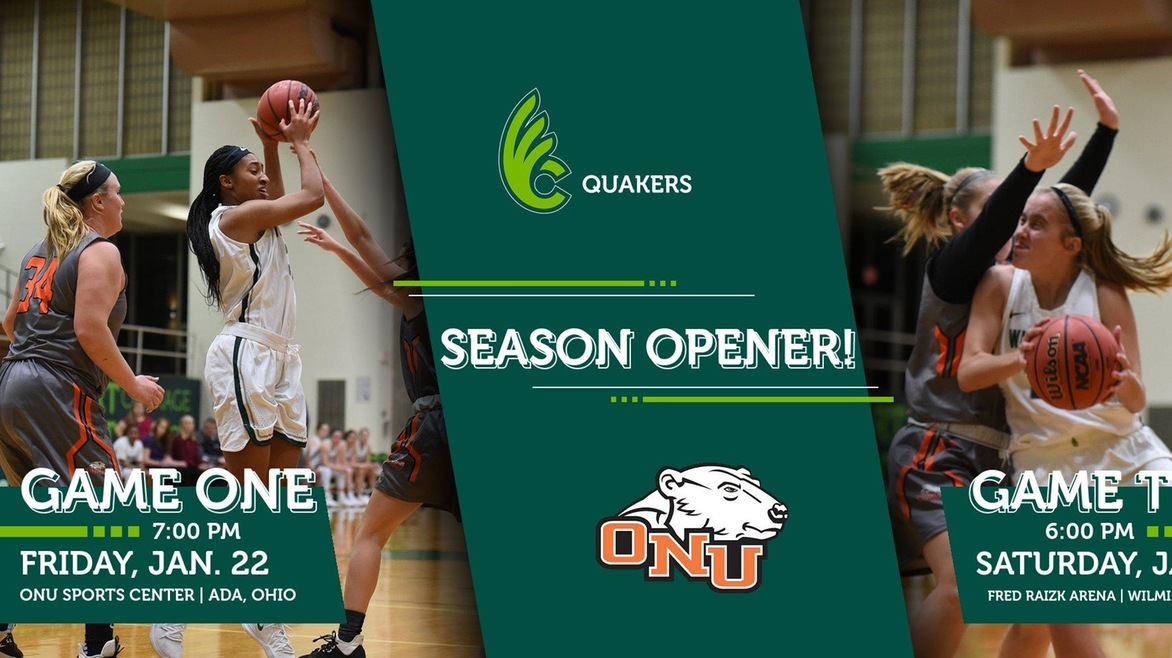 Women's Basketball Opens Season With Ohio Northern Series This Weekend