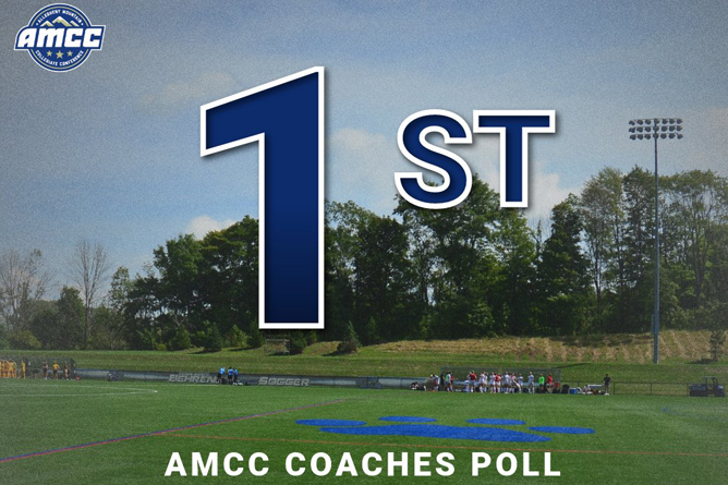 Behrend Soccer Selected First in AMCC Preseason Poll