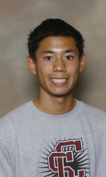Meet Nhunguyen Le of the cross country team