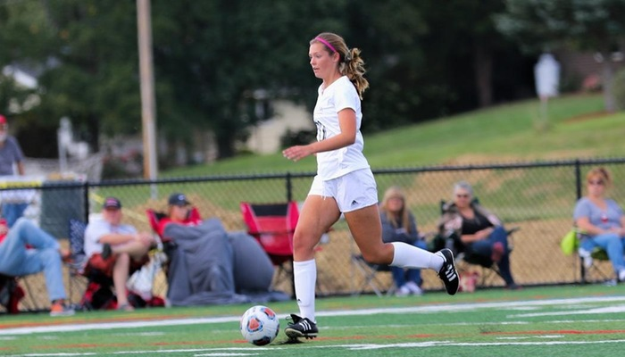Women's Soccer Tripped up at Marietta