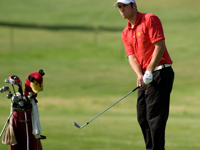 Men's Golf Claims Sixth Place At Great Lakes Invitational I Tournament