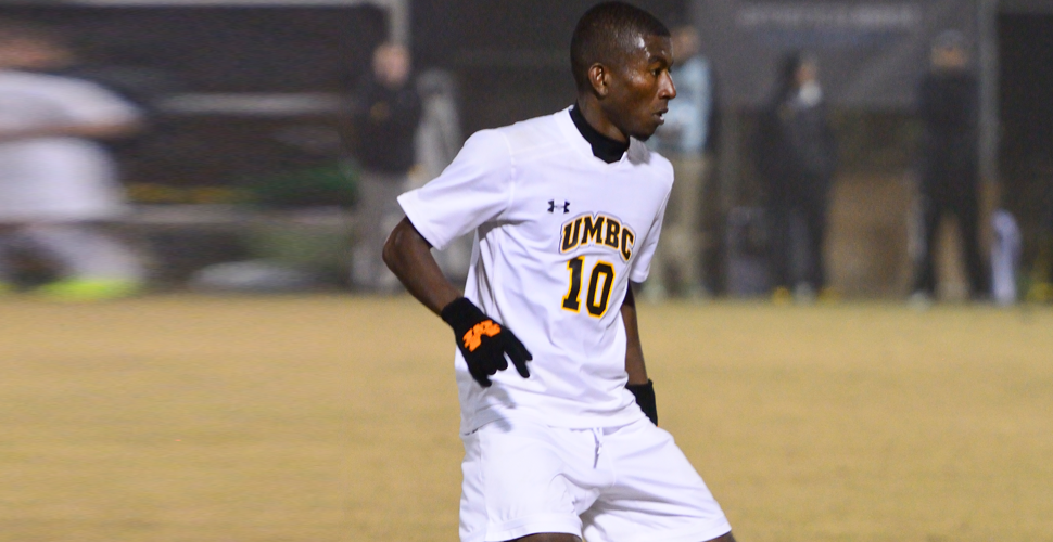 Kansaye Scores Twice as Men's Soccer Outlasts Appalachian State, 3-1