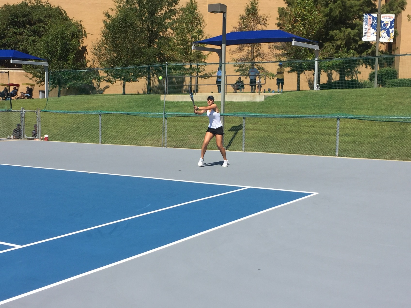 Colby Mules Defeat Women's Tennis 5-4 in SCAC/NESCAC Showdown
