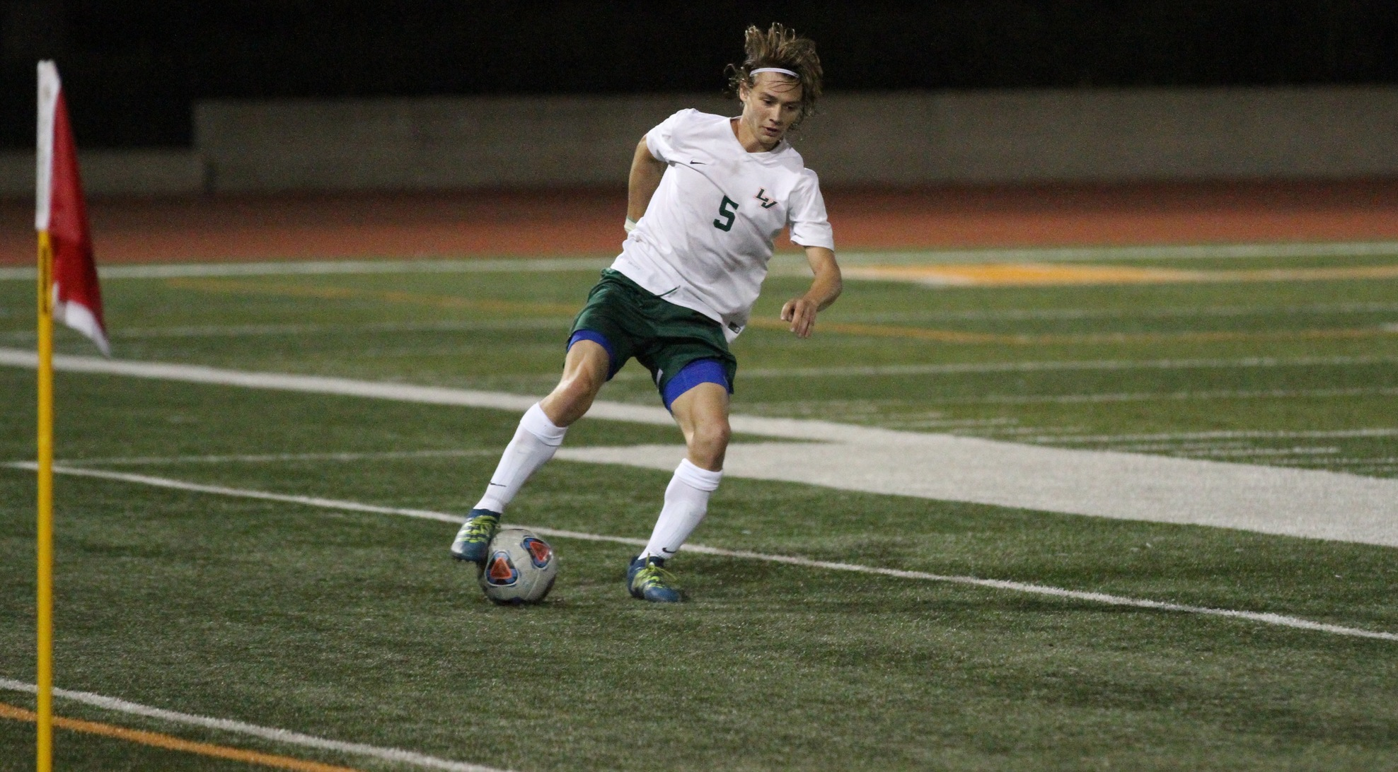 Men's Soccer cruises past Caltech at home