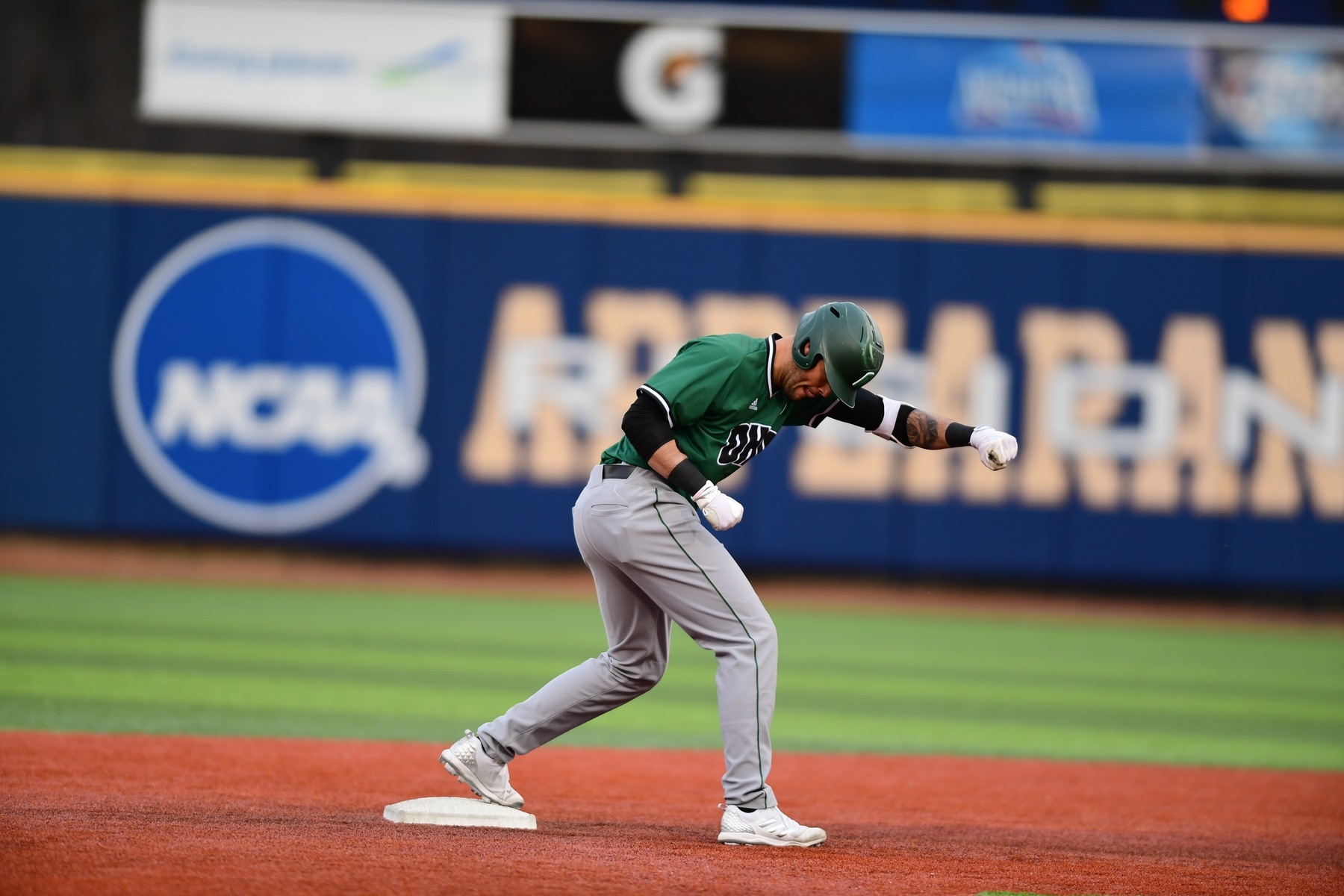 Klein's Go-Ahead Double Pushes Ohio Baseball To Comeback Victory At Kent State In Extras